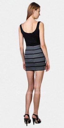 eDressMe Banded Mini Skirts