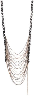 Adia Kibur Multi Hanging Layered Necklace