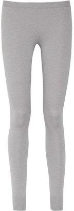 Donna Karan Stretch cashmere-blend leggings