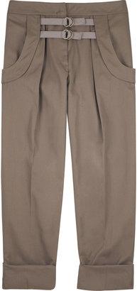 Stella McCartney Baggy jodhpur style pants