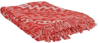 Roxy Driftwood Blanket (Buoy Red) - Accessories