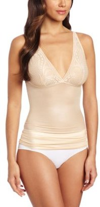 Flexees Women's Weightless Comfort Cami with Lace