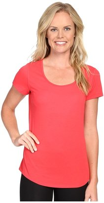 Lucy S/S Workout Tee $39 thestylecure.com