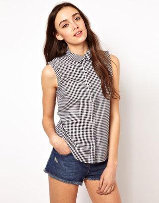 Vero Moda Gingham Shirt