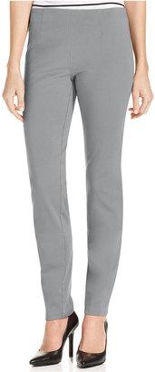 INC International Concepts Petite Pants, Skinny Pull-On