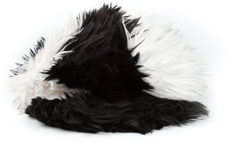 Chanel Pre-Owned 1990's furry cap