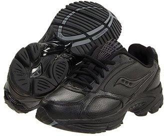 Saucony Grid Omni Walker (Black) Women's Shoes
