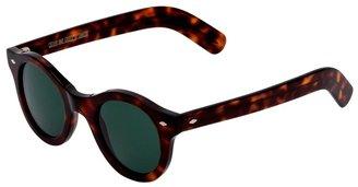 Cutler & Gross round glasses