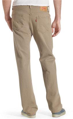 Levi's 501 Original-Fit Timberwolf Jeans
