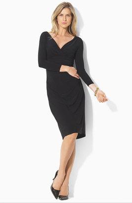 Lauren Ralph Lauren Matte Jersey Dress