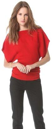 Jean Paul Gaultier Short Sleeve Sweater