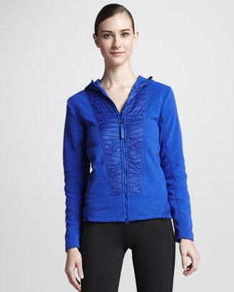 adidas by Stella McCartney Fleece Performance Jacket