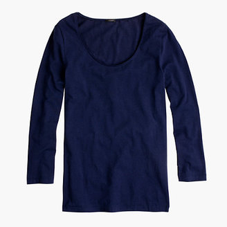 J.Crew Stretch suiting T-shirt
