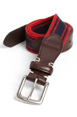 Sperry Web Belt