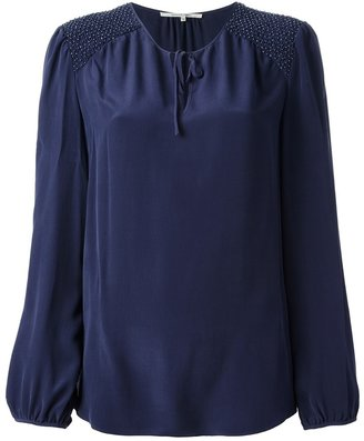 Gerard Darel long sleeve blouse