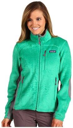 Patagonia R2 Jacket (Brilliant Green) - Apparel