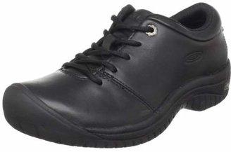 KEEN Utility Women's PTC Oxford Work Shoe $115 thestylecure.com