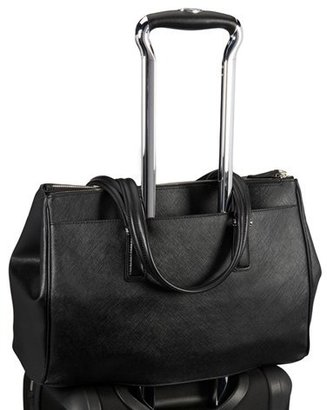 Tumi 'Sinclair - Large Ana' Double Zip Coated Canvas Tote (17 Inch)