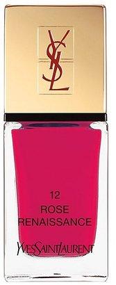Yves Saint Laurent La Laque Couture in N 12 Rose Renaissance