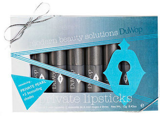 DuWop Mini Private Lipstick Collection 1 set