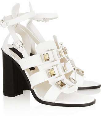 Proenza Schouler Embellished leather sandals