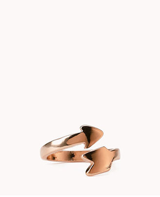 Forever 21 Wrapped Arrow Ring