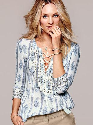 Victoria's Secret Embellished Tunic