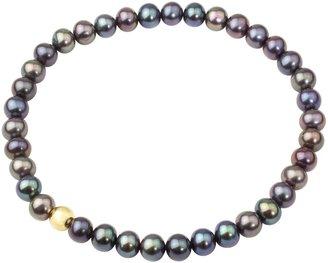 A B Davis Freshwater Pearl Stretch Bracelet