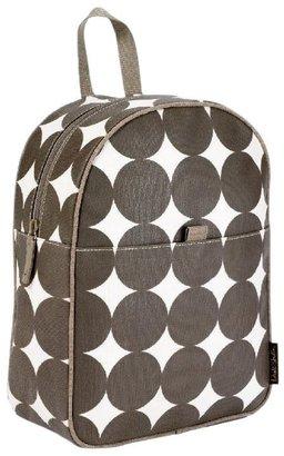DwellStudio Backpack- Chocolate Dots