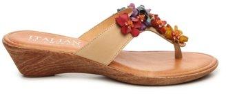Italian Shoemakers Giggle Wedge Sandal