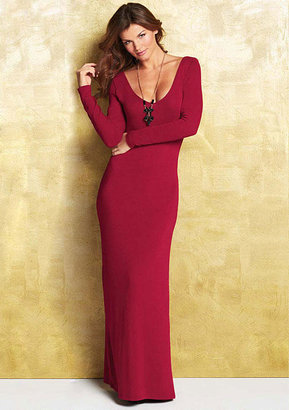 Alloy Faye Sweater Maxi Dress - Extended Length