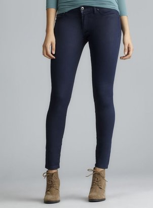 Blank NYC Four Pocket Coated Skinny Jeans