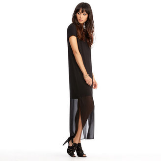 Rachel Roy Mixed Media Dress