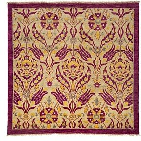 Bloomingdale's Suzani Collection Oriental Rug, 5'3 x 5'4