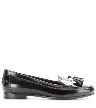 Balenciaga Leather loafers