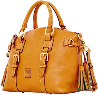 Florentine Bristol Satchel $368 thestylecure.com