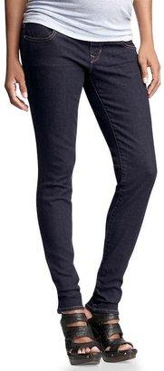 Gap 1969 Demi Panel Always Skinny Jeans