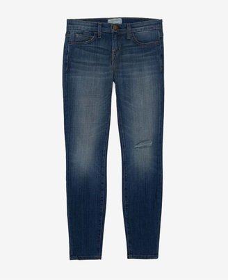 Current/Elliott Destroyed Stiletto Skinny Jeans
