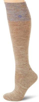 Carhartt Women's Plaid Cuff Knee High Socks