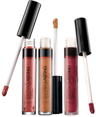 Avon EXTRALasting Lip Gloss Triple Play Collection