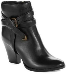 AERIN Colworth Buckle Ankle Booties