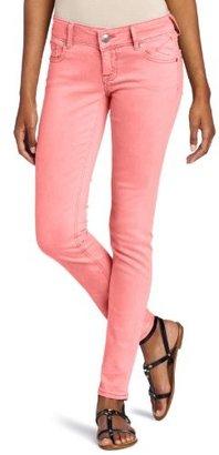 Vigoss Juniors Skinny Brooklyn Back Pocket Jean