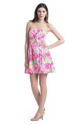 Lilly Pulitzer Pink Blossom Dress