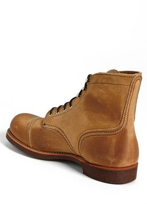 Red Wing Shoes Men's 'Iron Ranger' 6 Inch Cap Toe Boot