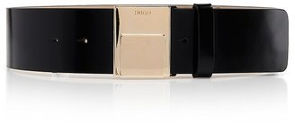 HUGO BOSS 'Aika' | Patent Leather Belt by HUGO