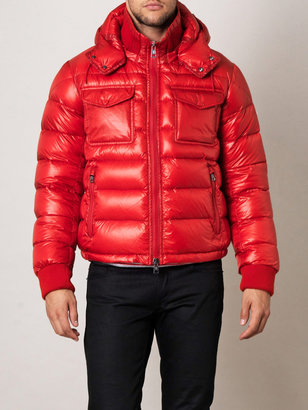 Moncler Fedor quilted coat