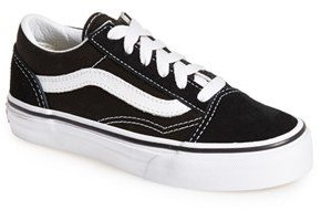 Toddler Boy's Vans 'Old Skool' Skate Sneaker $39.95 thestylecure.com