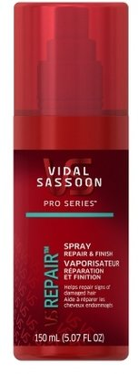 Vidal Sassoon Pro Series Hairspray, Repair & Finish