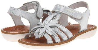 Pablosky Kids 4912 (Toddler/Little Kid/Big Kid) (Silver) - Footwear