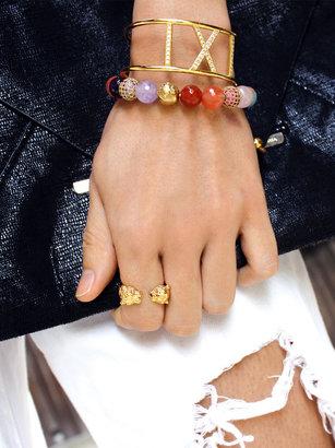 Nialaya Jewelry - Skyfall Gold Roman Cuff 383982572